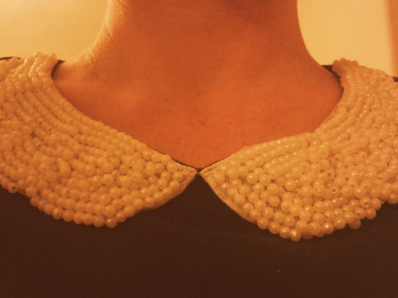 Project 365 day 30 - Peter Pan collar // 76sunflowers