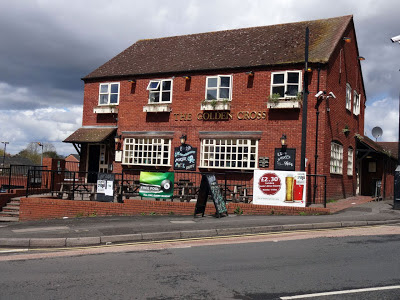 The Golden Cross, Redditch