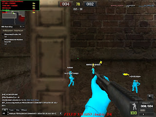 Release Wallhack+Auto HS Sanzero Fix XMaho, point blank terbaru, update 25 july 2011