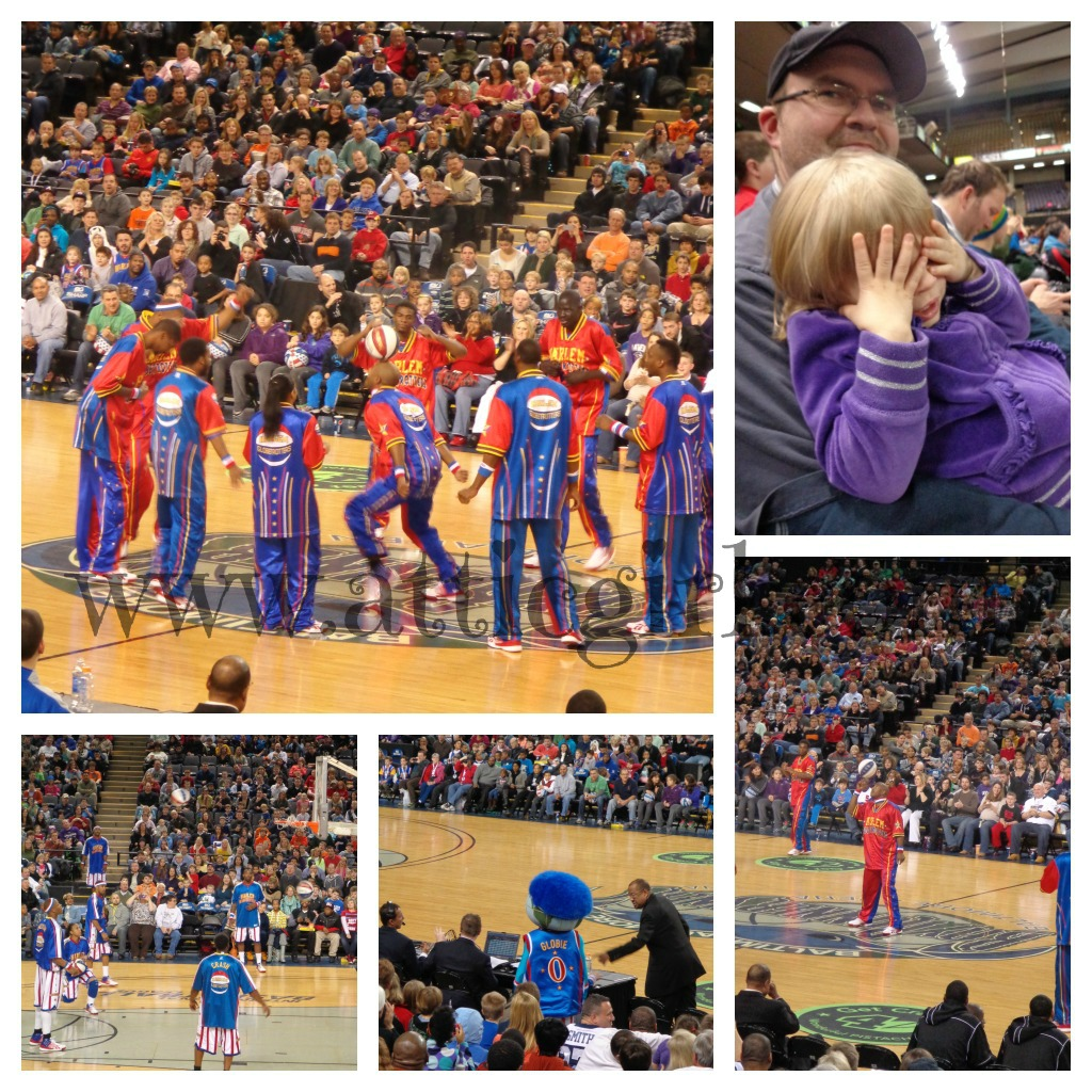 globetrotters, first mariner arena