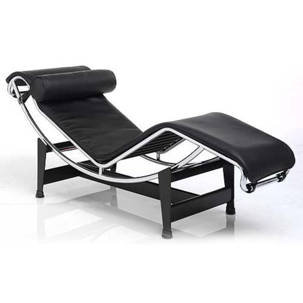 retro furnish the lc4 le chaise chair the butterfly chair the egg chair. Black Bedroom Furniture Sets. Home Design Ideas
