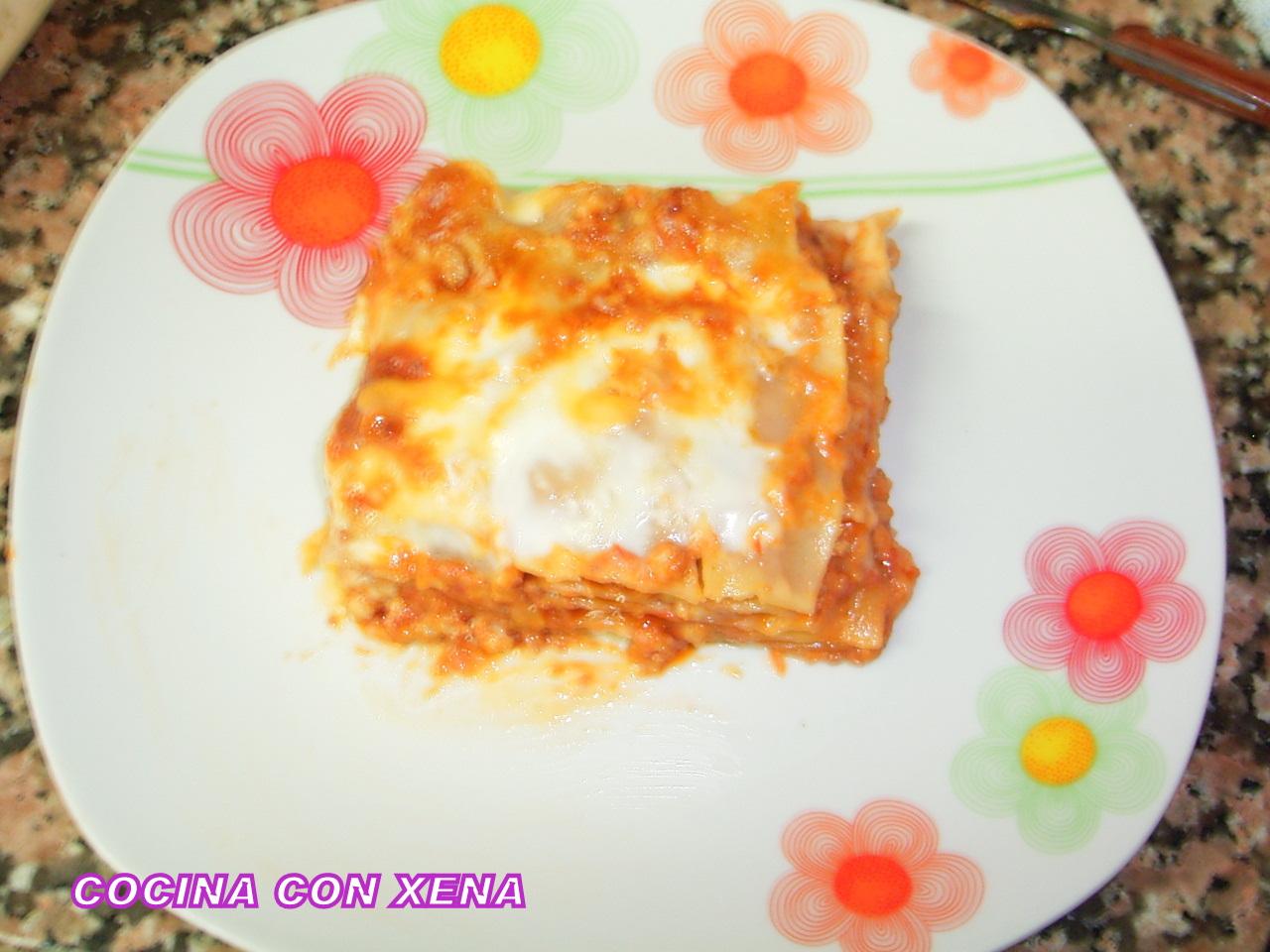 Cocina con xena lasa a con carne y pat gmd y horno - Cocina con horno ...