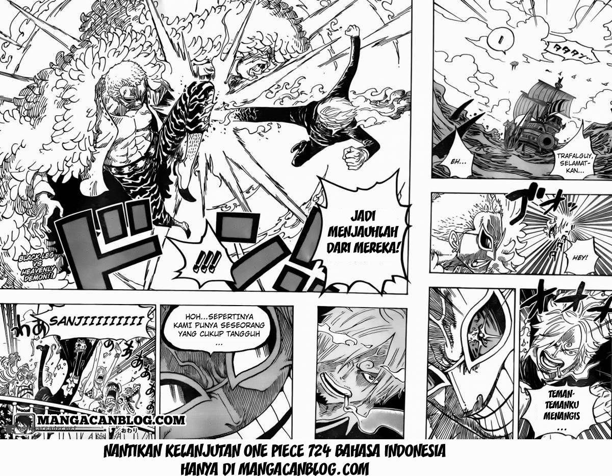 Komik one piece 723 - perubahan rencana 724 Indonesia one piece 723 - perubahan rencana Terbaru 17|Baca Manga Komik Indonesia|Mangacan