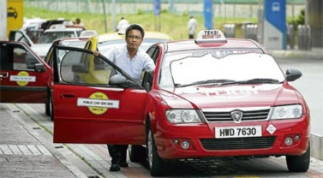 Pemandu Teksi Bodoh Dan Pekak