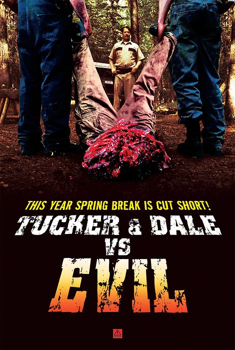 Tucker & Dale fightent le mal affiche