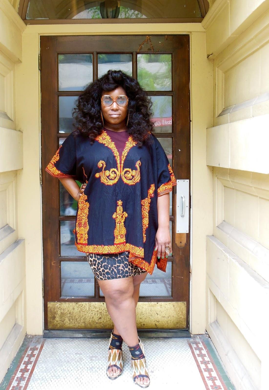 Uptown Funk Curvy Fashion