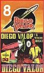 Diego Valor nº 8