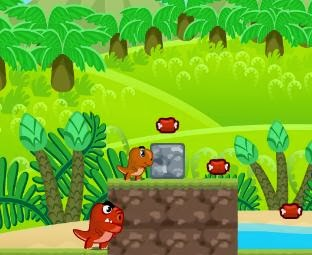 Play Dino Meat Hunt Online