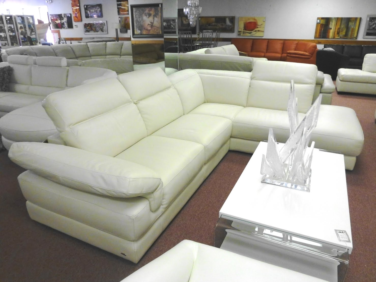 Natuzzi Leather Sofas Sectionals By Interior Concepts Furniture .
