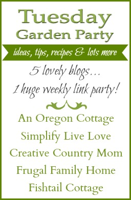 #TuesdayGardenParty