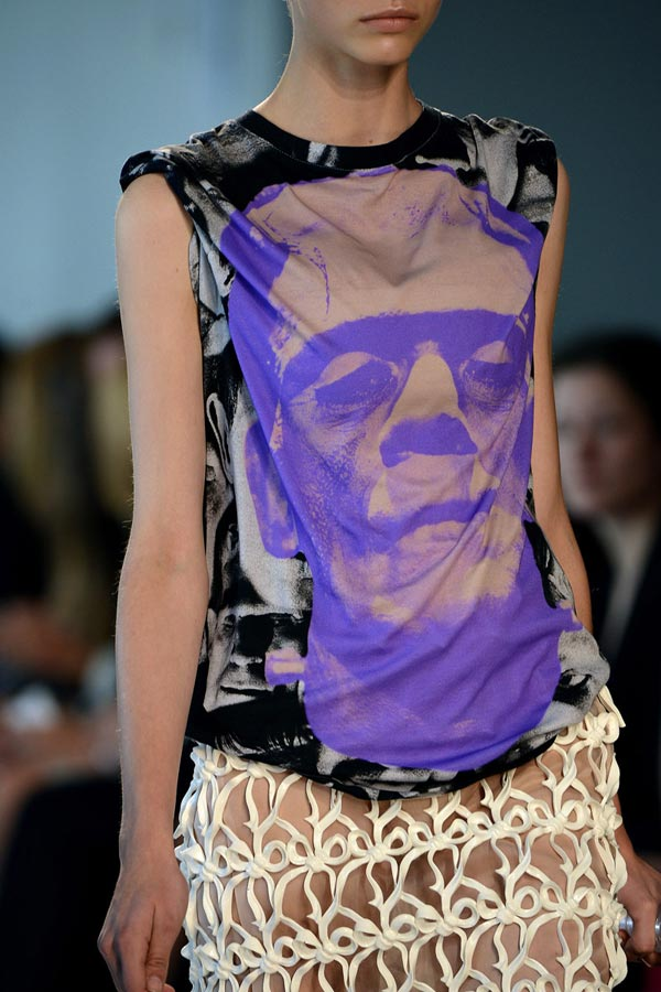 christopher kane spring summer 2013 frankenstein