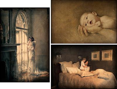 Portraits by Natalie Licini