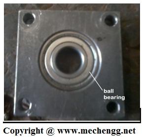 Bearing Mounter Plate