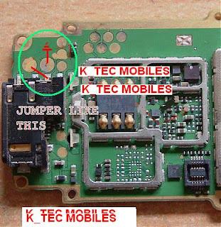 Nokia 1200 mic problem