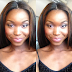 MUST SEE: GHANAIAN-UK BASED TOP MODEL NANA AFUA ANTWI SHARES HER NATURAL BEAUTY LOOK WITH US