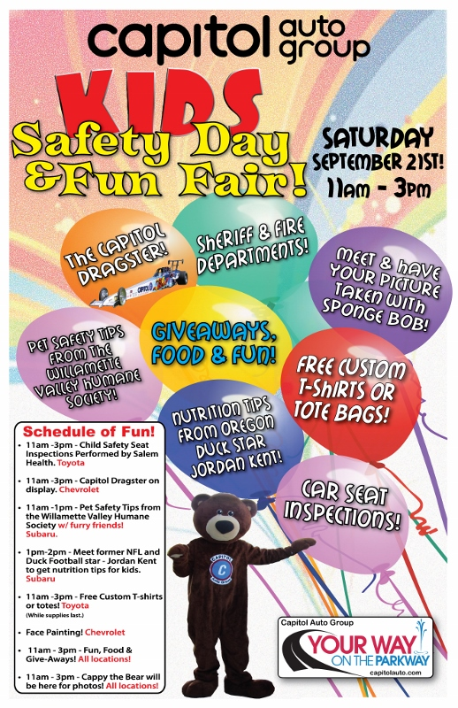 kids car safety day shows mixed messaging