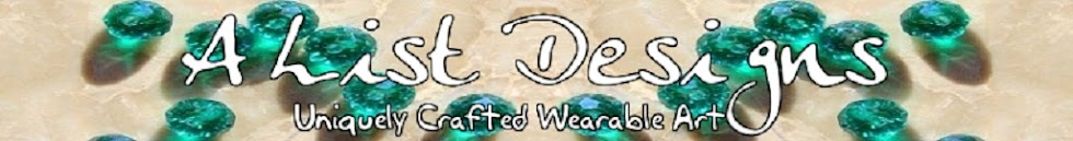 A List Designs - Uniquely Crafted Wearable Art