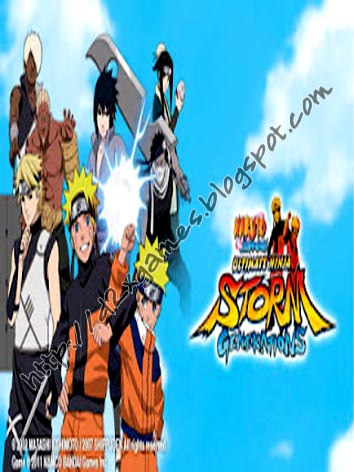 Free Download Games - Naruto Shippuden Ninja Generations MUGEN