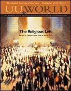 Magazine cover: UU World