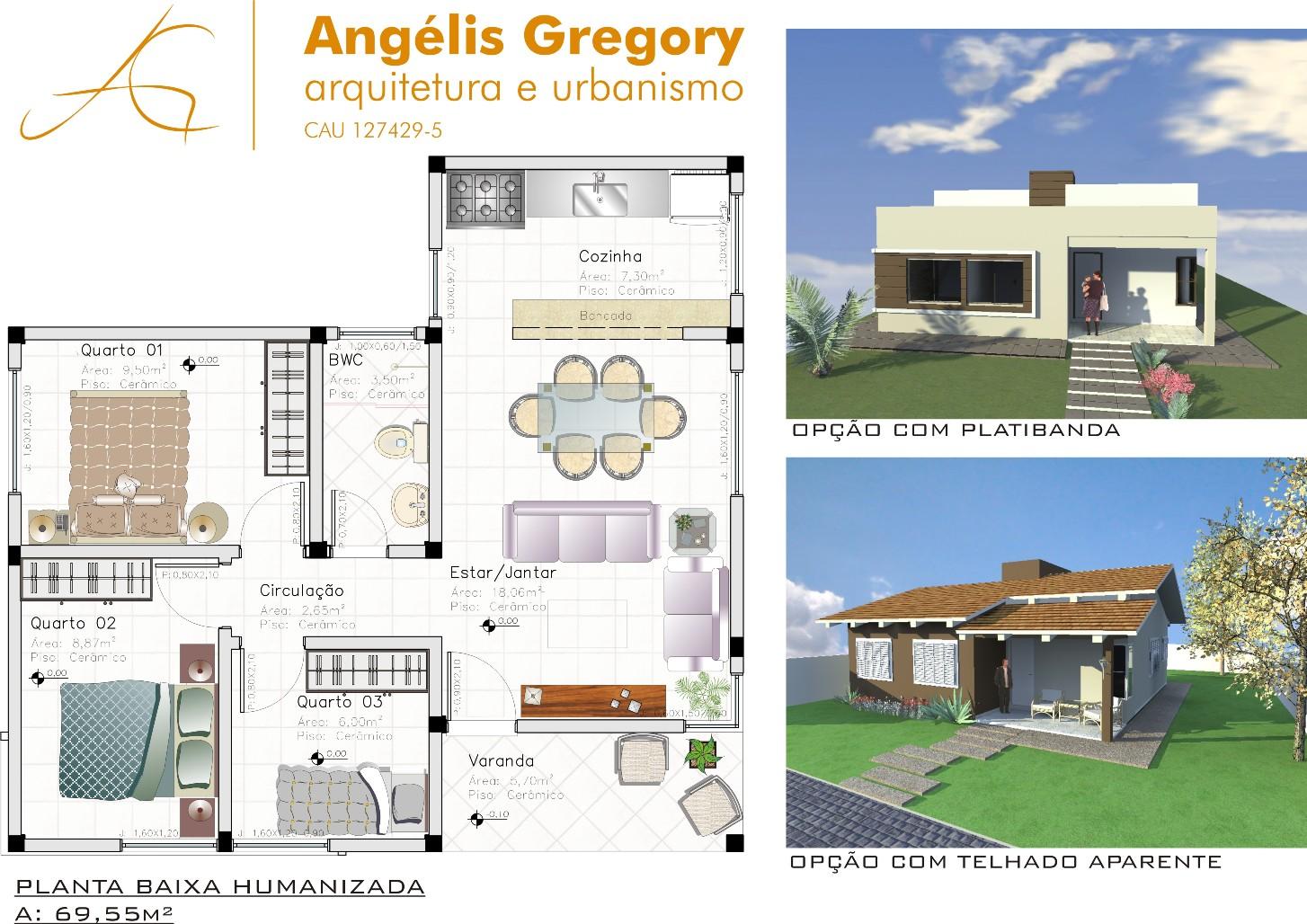Extremamente Angélis Gregory Arquitetura e Urbanismo: Minha Casa, Minha Vida NI22