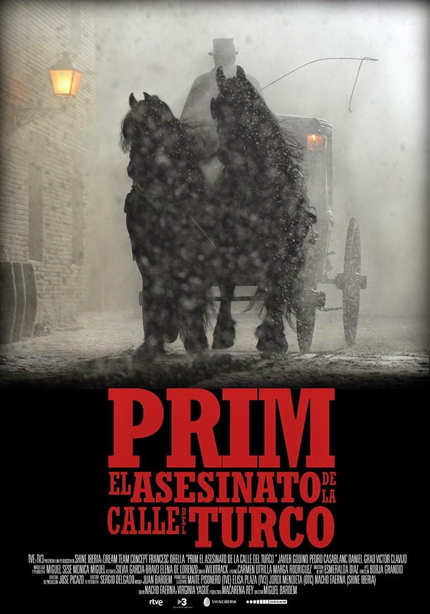 Capitulos de: Prim, el asesinato de la calle del Turco