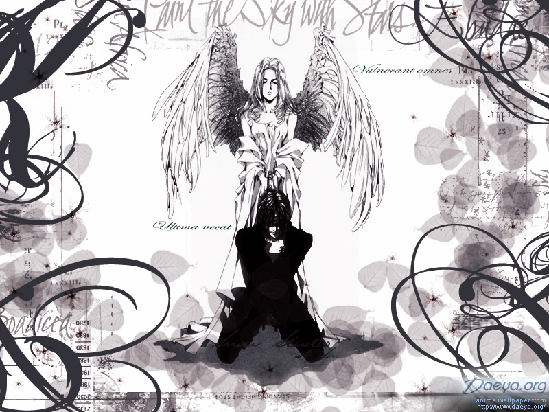 angel of death anime - photo #20