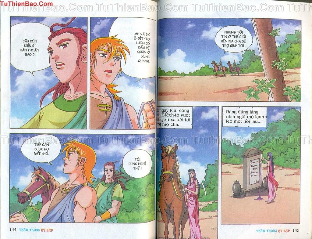 Thần thoại Hy Lạp Chapter 14 - Trang 71