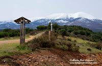 San Martín del Moncayo Moncayo Alto de la Cruz Senderismo