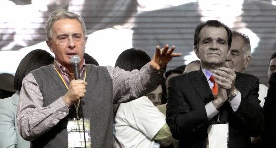 Uribe y óscar Iván Zuluaga | Copolitica