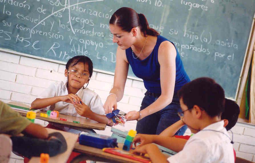 ¿Quiénes son los profesores de América Latina y el Caribe?