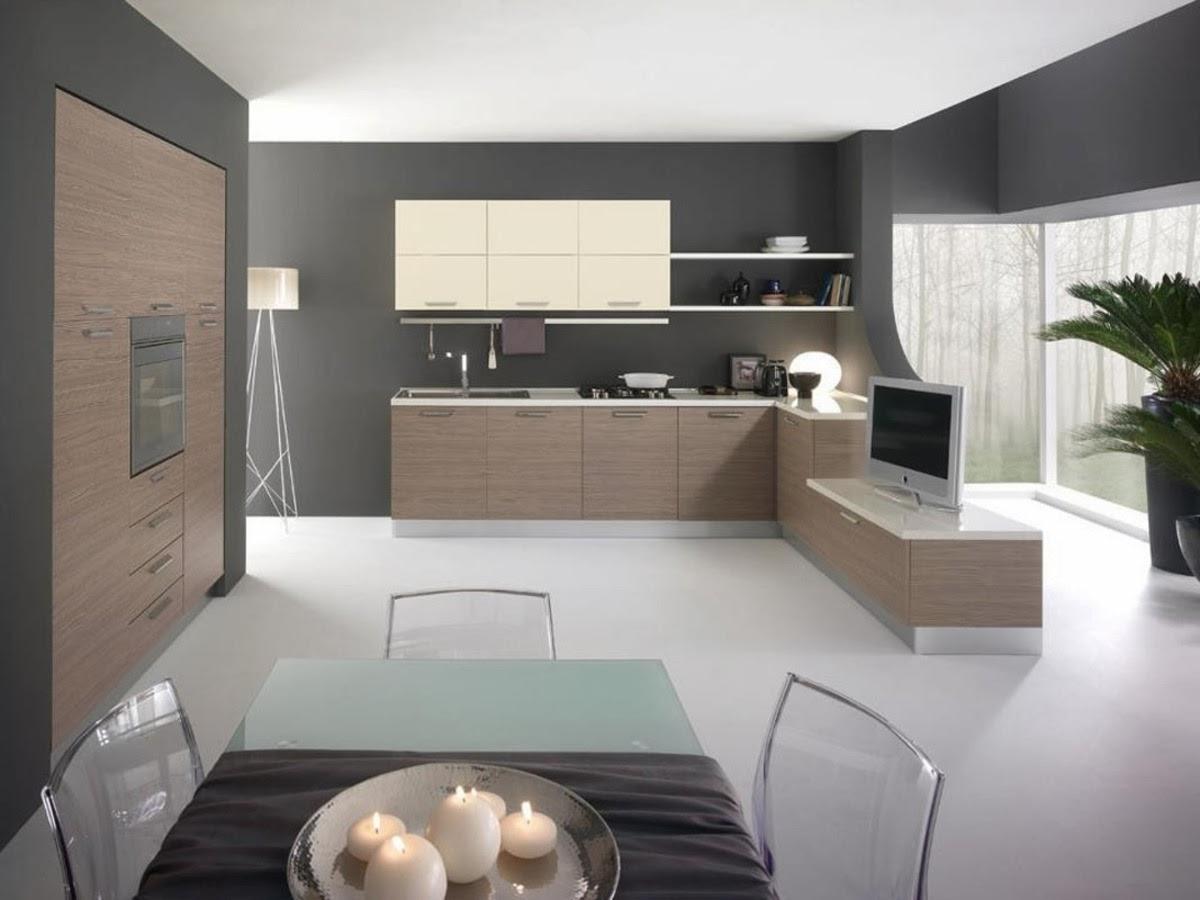 Cocinas descaradamente abiertas cocinas con estilo for Cocinas abiertas al living