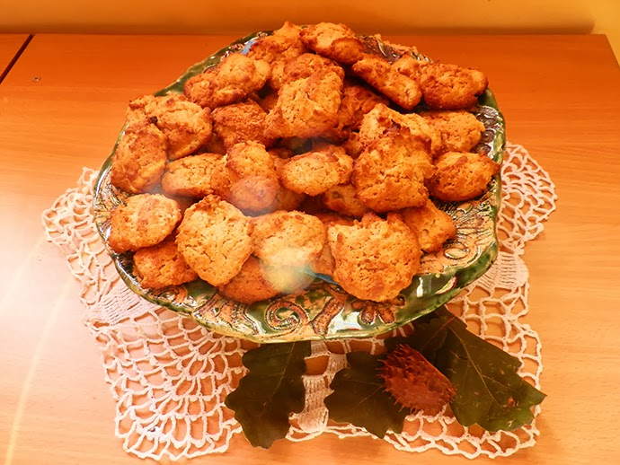 Homemade: Apple, Honey & Cinnamon Biscuits Recipe