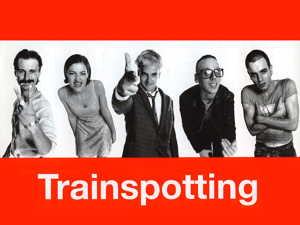 Personajes de Trainspotting