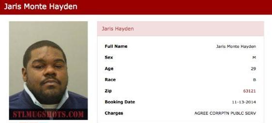 Jarvis Hayden