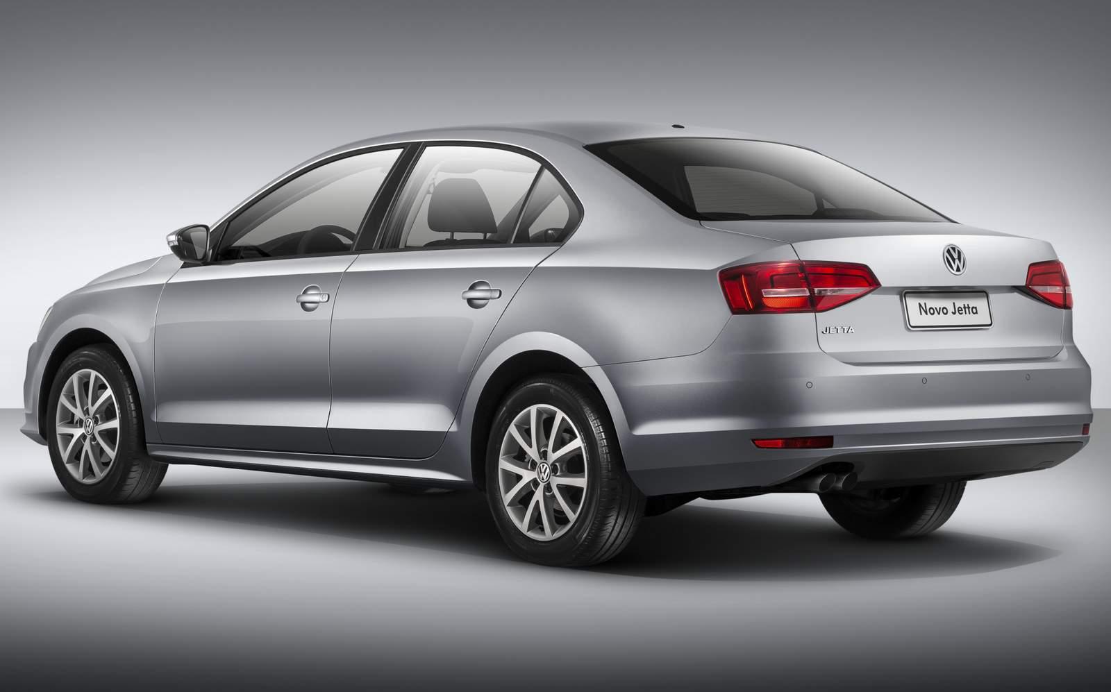 Novo Vw Jetta 2015 Itens De S 233 Rie Opcionais E Motores