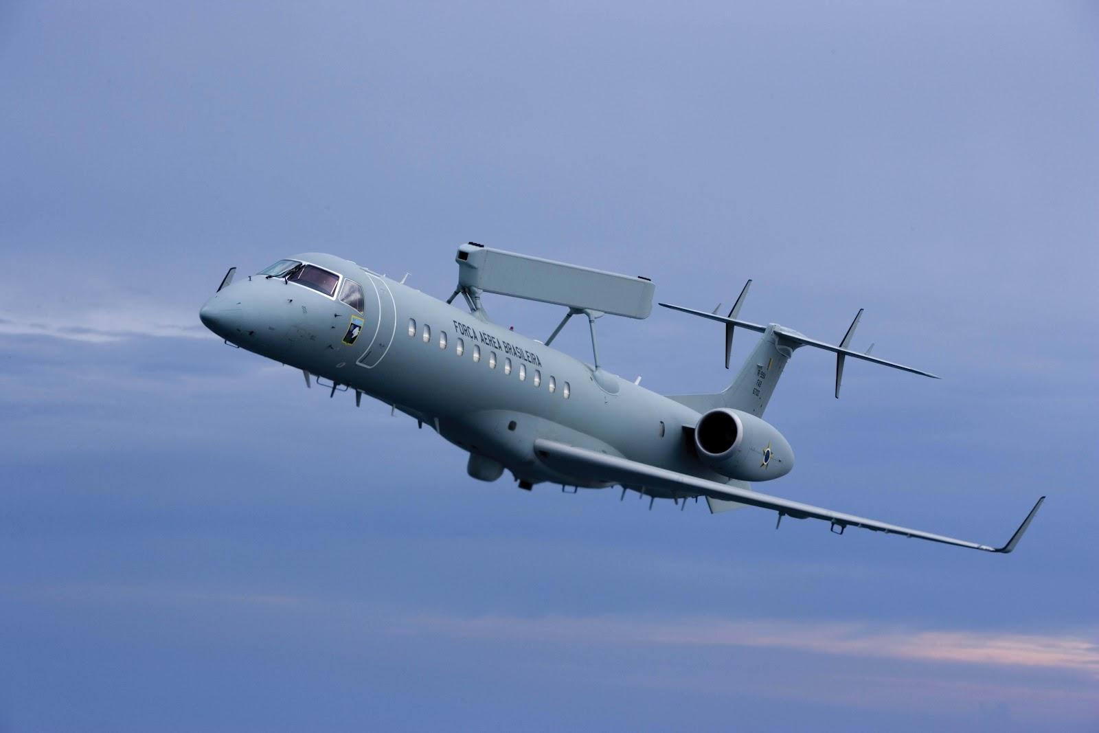 Força Aérea Brasileira (FAB) apresenta esquema de defesa aérea para o mundial em Junho