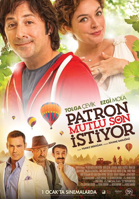 Patron Mutlu Son Istiyor (2014) ταινιες online seires xrysoi greek subs