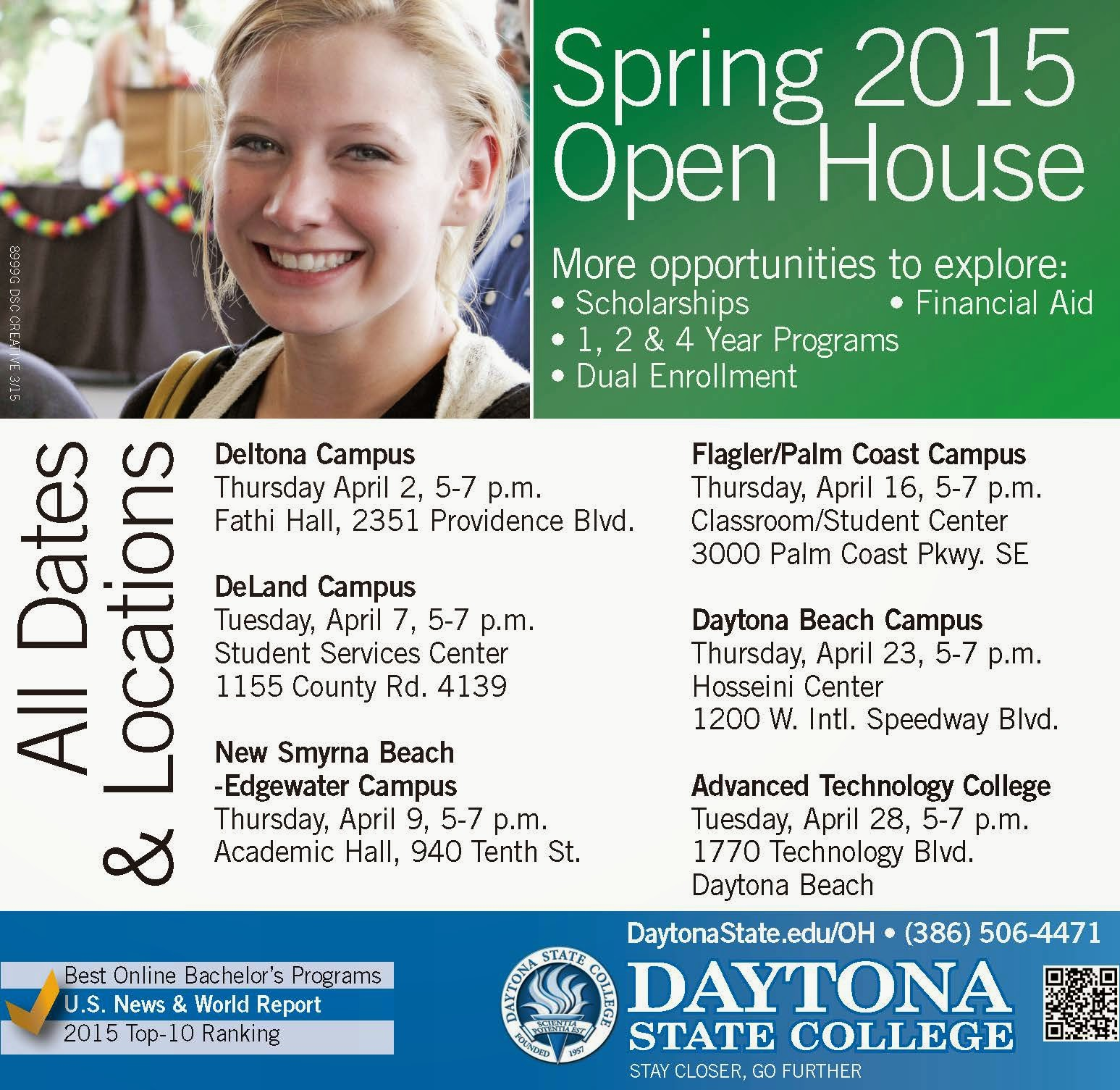 daytona state college financial aid