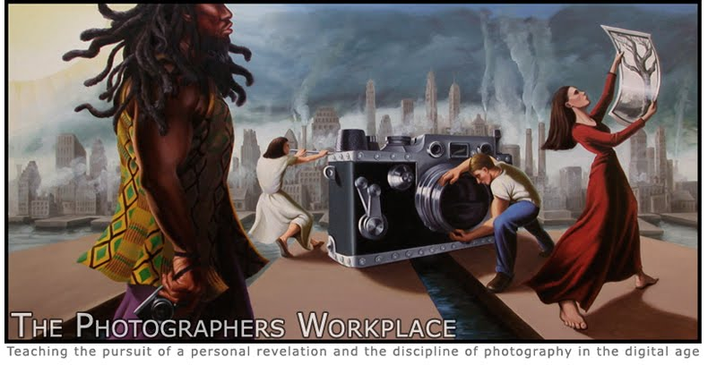 The Photographers Workplace