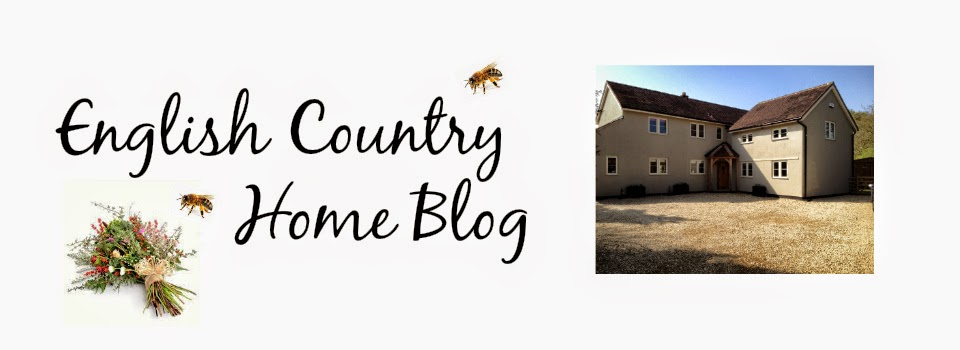 English Country Home Blog