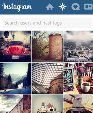 Descargar Instagram para Windows Phone