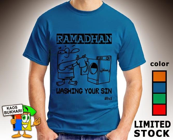 kaos distro ramadhan