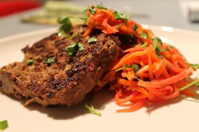 Madison Dinner Club: Hoisin-Glazed Meatloaf - March 2, 2012