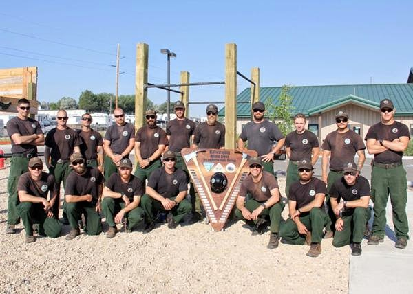 Ruby Mountain Interagency Hotshot Crew