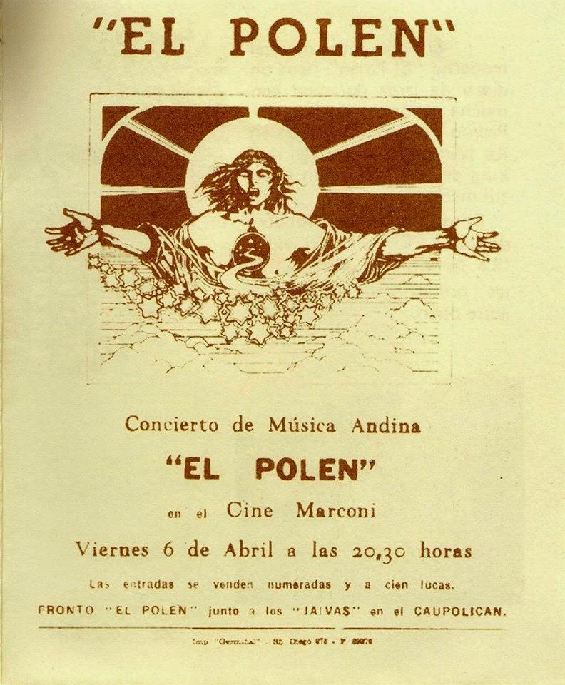 El Polen en Chile