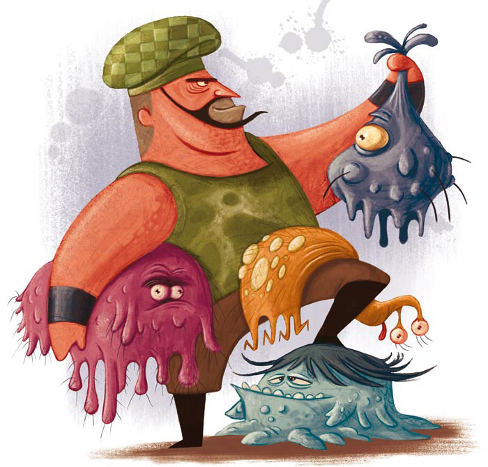 """Résultat de recherche d'images pour """"chasser les microbe"""""""