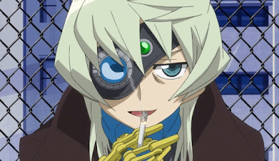 Download Anime Concrete Revolutio: Choujin Gensou Season 2 – The Last Song Episode 8 Subtitle Indonesia