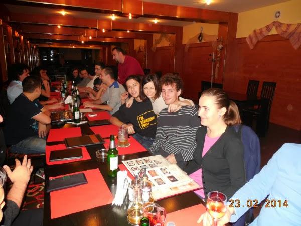 atmosfera de Craiova Blog Meet