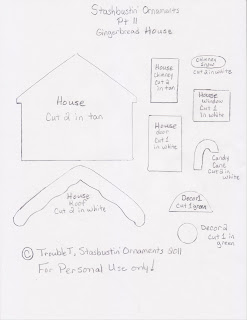 Gingerbread House Patterns - LoveToKnow: Advice you can trust