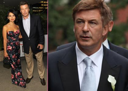 Alec Baldwin & Hilaria Thomas Get Married in NYC! » Gossip
